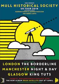 MHS Tour Poster