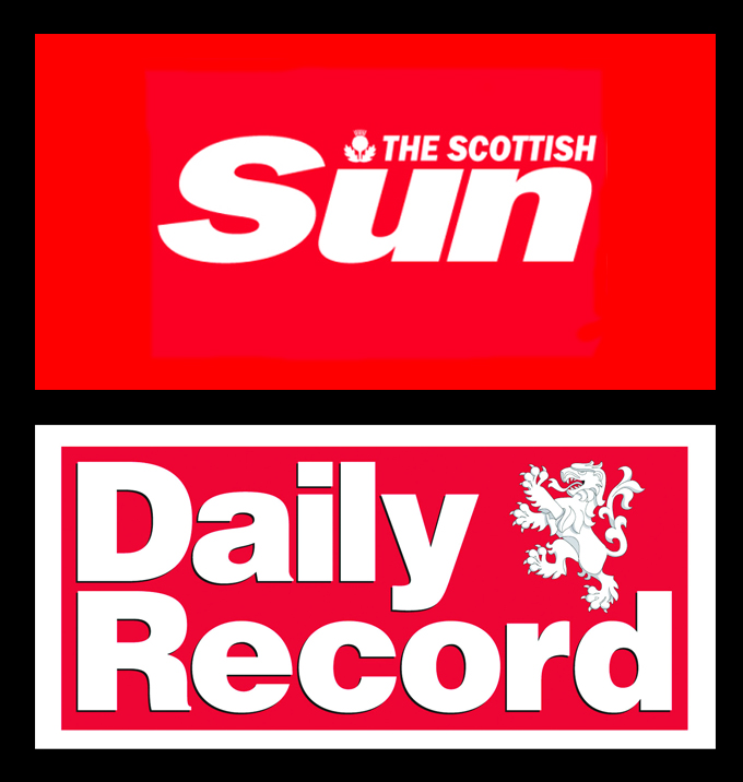 The Scottish Sun & Daily Record