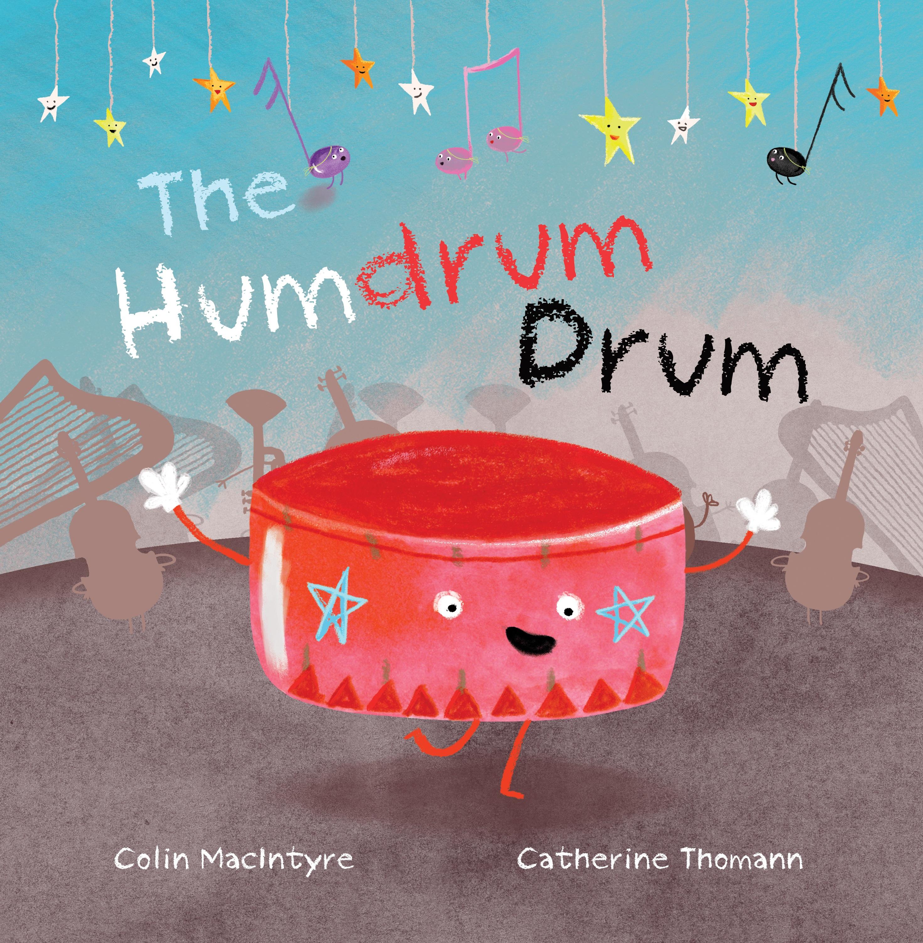 The Humdrum Drum COVER