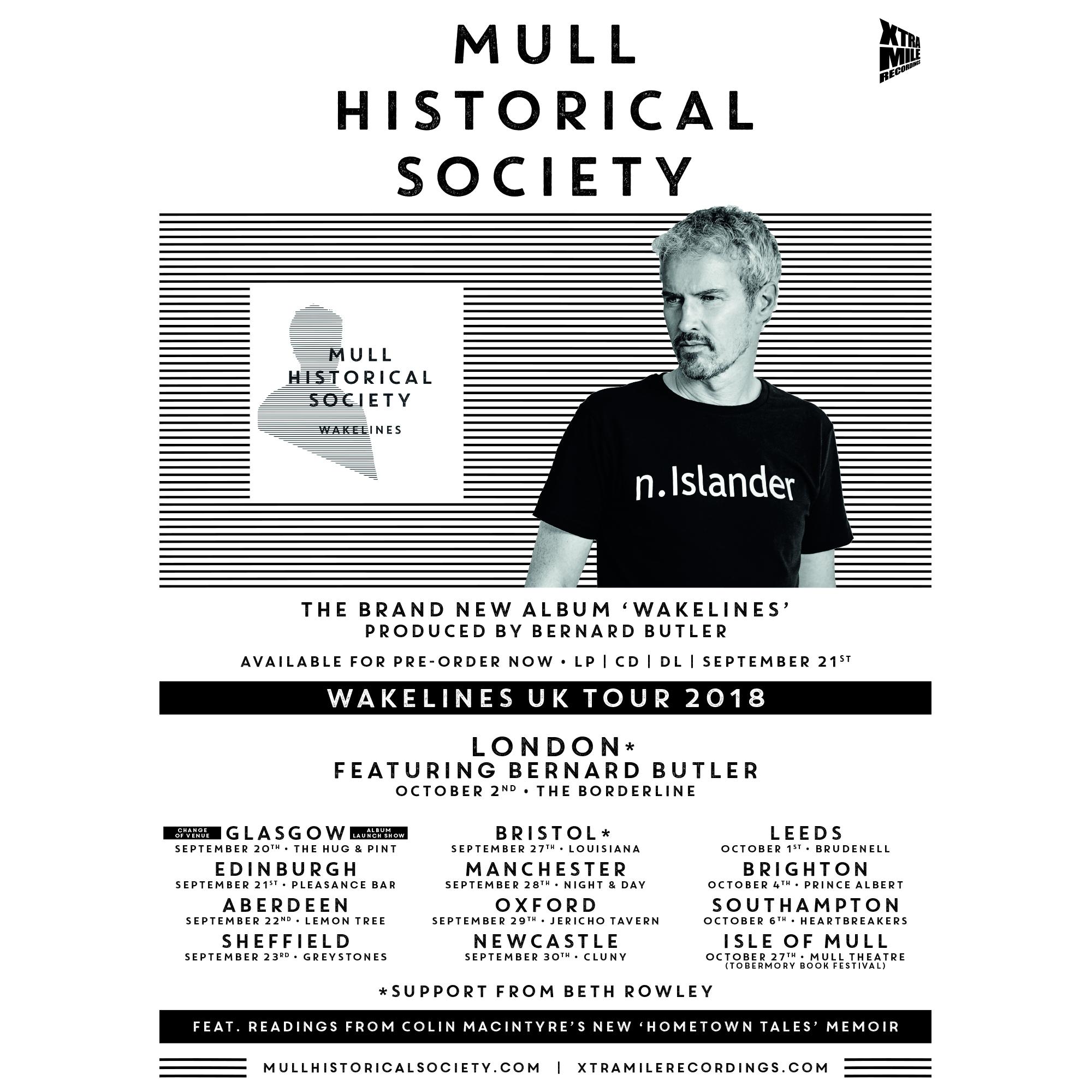 MHS Edinburgh Show – Fri 21st – now at The Pleasance Theatre!
