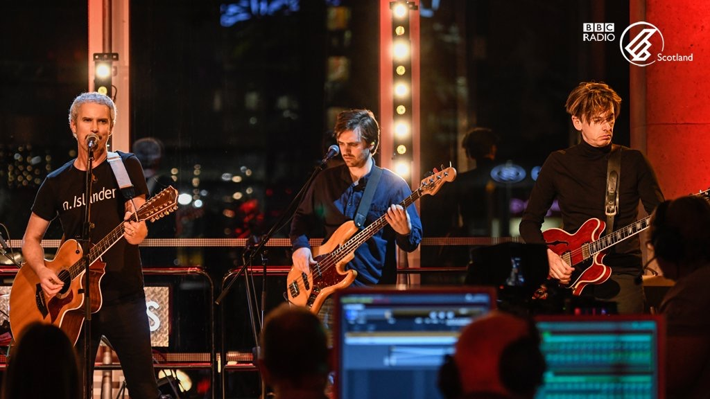 Watch & Listen to Mull Historical Society & Bernard Butler on BBC Quay Sessions